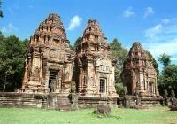 Phnompenh - Siem Riep