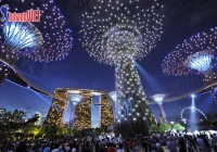 SINGAPORE - GARDEN BY THE BAY