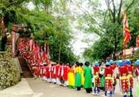 Tour Hà Nội – Đền Quốc Mẫu Âu Cơ – Đền Hùng