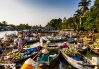 Tour : Tp HCM - Châu Đốc - Cà Mau -  Bạc Liêu - Cần Thơ - Tp HCM