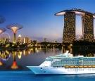 TOUR DU THUYỀN 5 SAO ĐI SINGAPORE - THÁI LAN